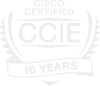 Cisco Certified CCIE 10 Years